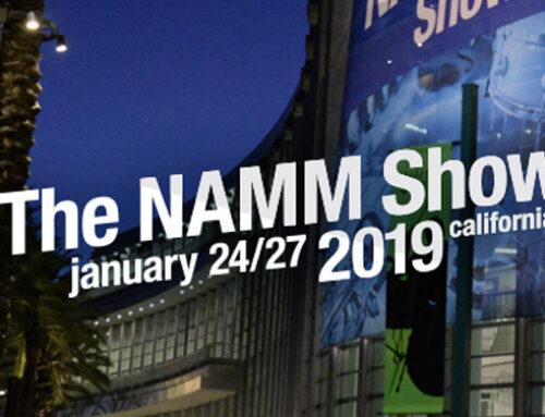 Conoce a SAS Profesional en NAMM 2019